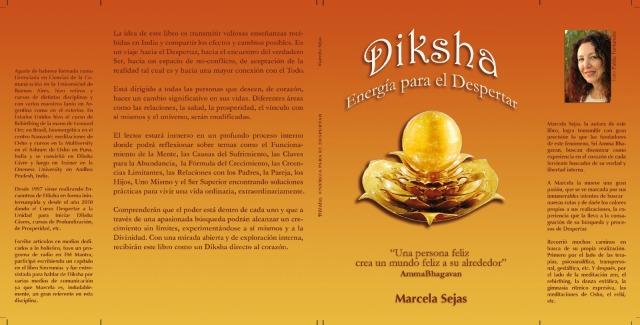 Tapa libro Diksha. Energía para el Despertar